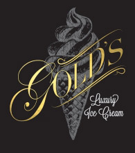 Golds Ice Cream Ltd – Waffles, Cakes based in Warrington Logo